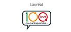 logo-100-jours-entreprendre-laureat-site-web-internet-agence